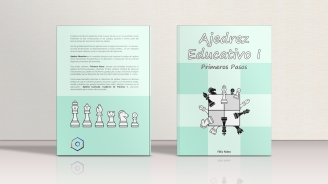 Ajedrez educativo_Book Cover