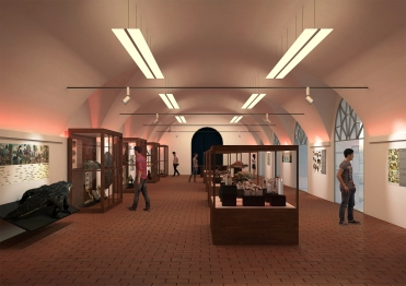 Museum_Lighting Project_Scene_B